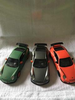 Miniaturas Porsche Gts Kinsmart 1:36