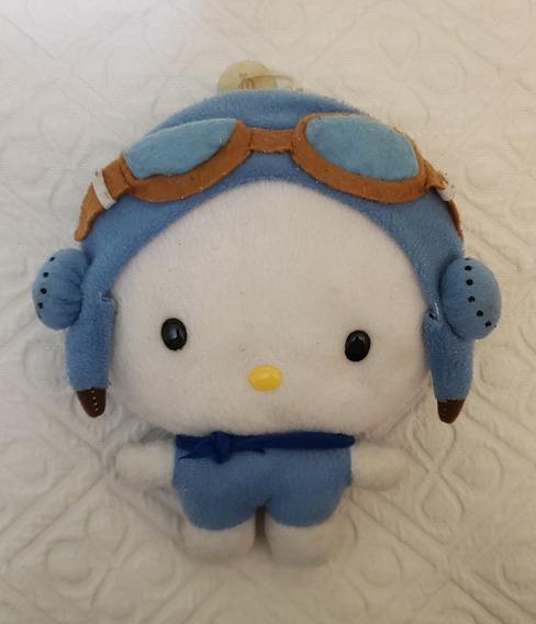 Porta Cd Hello Kitty Aviadora - Fofo E Lindo