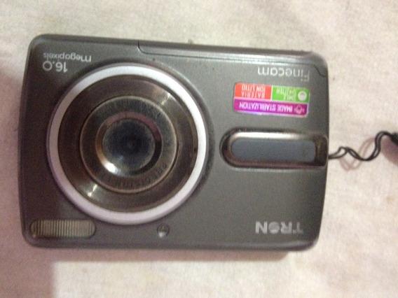 Câmera Fotográfica Tron-made In China C/ Carregador