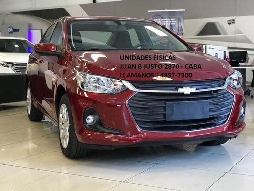 Chevrolet Onix 1.2 Plus Lt - Linea Nueva  - Fym