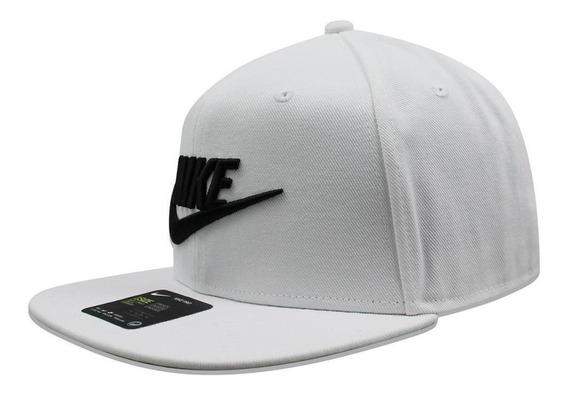 Gorra Nike Snapback Pro Futura Blanco