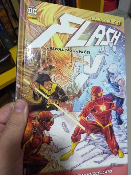 Livro Flash A Revolução Dos Vilões