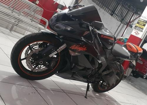 Imagem 1 de 1 de Kawasaki  Zx6r