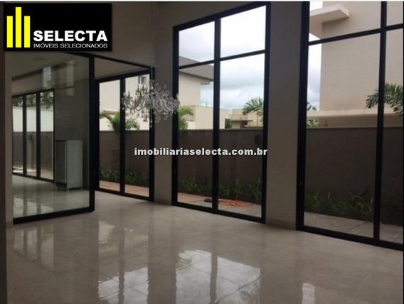 Casa Condomínio 3 Quartos Para Venda No Condomínio Quinta Do Golfe Em São José Do Rio Preto - Sp - Ccd3862