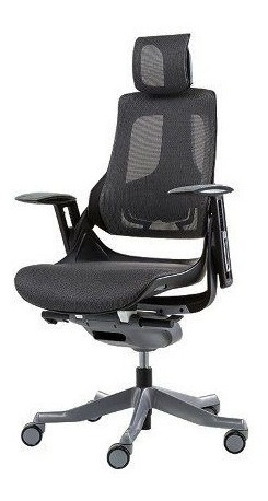 Cadeira Escritório Wau Super Ergonômica Mesh