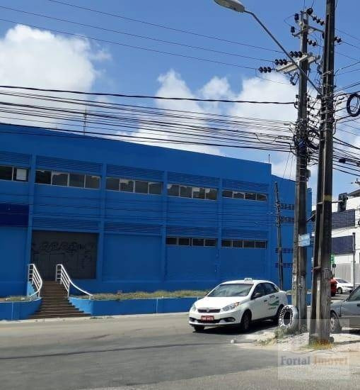 Prédio Para Alugar, 1350 M² Por R$ 22.000,00/mês - Centro - Fortaleza/ce - Pr0019