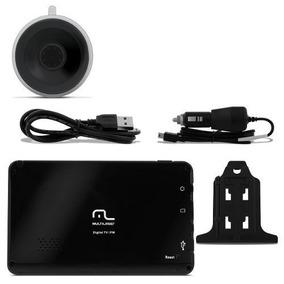 Gps - Tracker Com Tv Digital - 4,3 - Multilaser Gp012