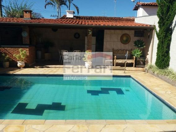 Casa Terrea Em Atibaia - Cf16292