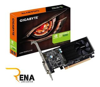 Tarjeta De Video Gigabyte Nvidia Geforce Gt 1030, 2gb Ddr4 6