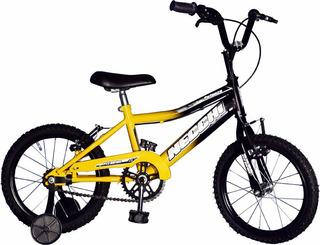 Bicicleta R14 Bmx Cross Para Nenes Necchi, Nacionales