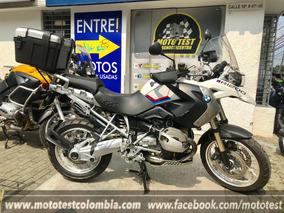 Bmw R1200 Gs Blanca Modelo 2012 Km 46511