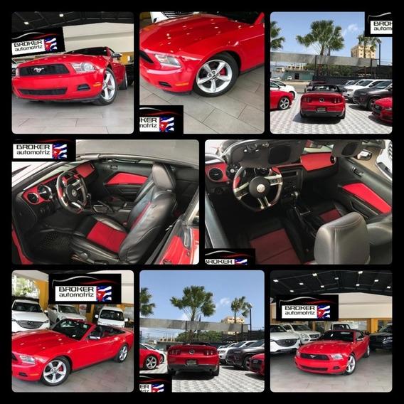 Ford Mustang Convertible Americano