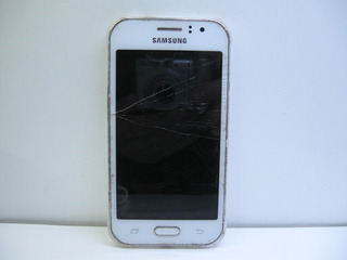 Celular Samsung Galaxy J1 Ace Duos Não Liga Tela Touch Trinc