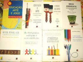 Kit 24 Livros Pedagogia