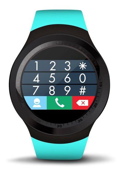Smartwatch Level Up Zed 2 Reloj Bt Podometro Sueño