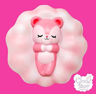 Ibloom Slow Rising [squishy Collection] Cloud Bear Strawber