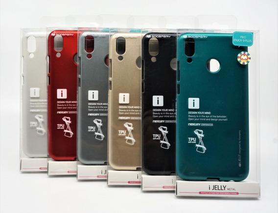 Funda Huawei Y9 2019 Mercury Goospery I Jelly Case
