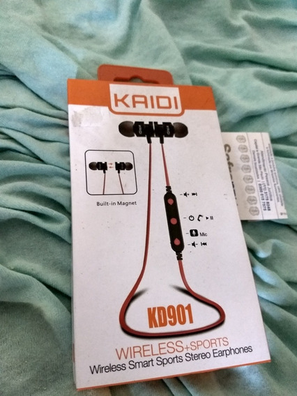 Fone De Ouvido Bluetooth Kaidi Kd901