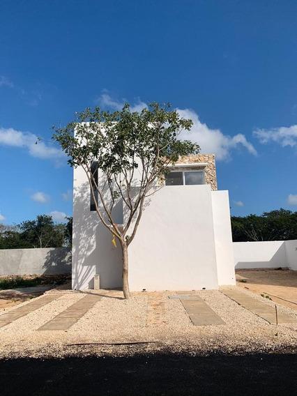 Residencias En Excelente Ubicacion, Conkal, Entrega Inmediata Mod. Agua