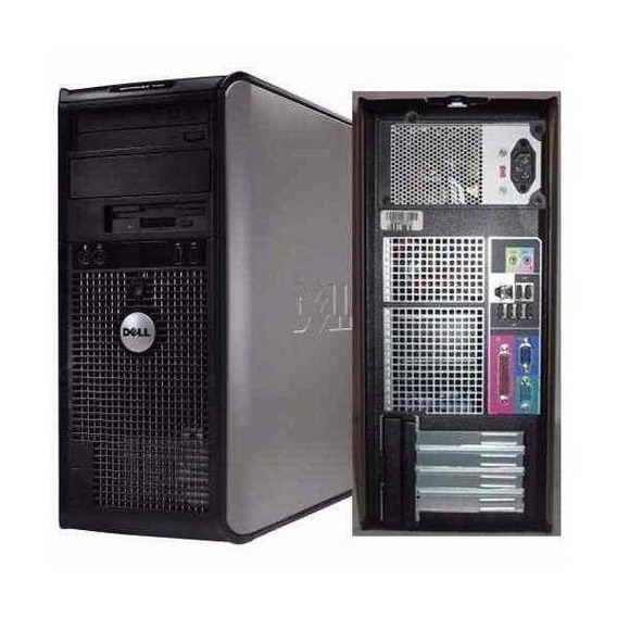 Cpu Dell Optiplex Core 2 Quad Mem 4gb Ddr3 Hd160gb