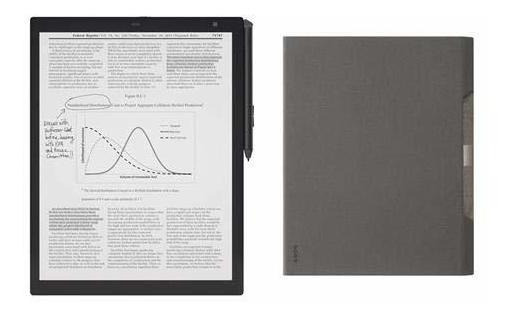 Sony Dpt-rp1 13.3 16gb Digital Paper Sistema Black Border ®
