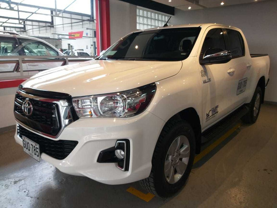 Toyota Hilux 4x4 Publica 2020