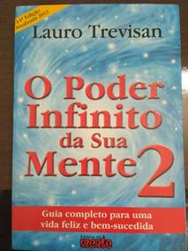 Livro O Poder Infinito Da Sua Mente 2 - Lauro Trevisan