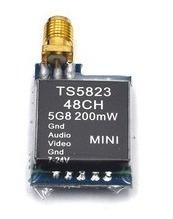 Tx 5.8ghz 200mw Mini Fpv Drone Aeromodelo Transmissor Video