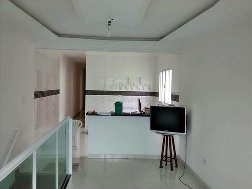 Casa, 0 Dorms Com 96 M² - Esplanada Dos Barreiros - Sao Vicente - Ref.: Fd195 - Fd195