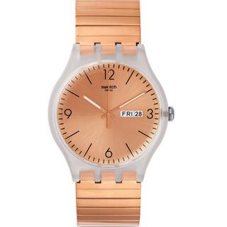 Reloj Swatch Mujer Rostfrei Suok707 Envio Gratis Garantia Oficial