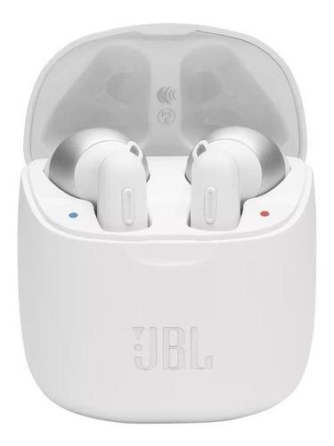 Audífonos In-ear inalámbricos JBL Tune 220 TWS blanco