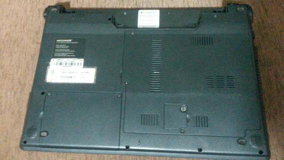 Carcaça Completa Notebook Megaware Meganote Kripton K