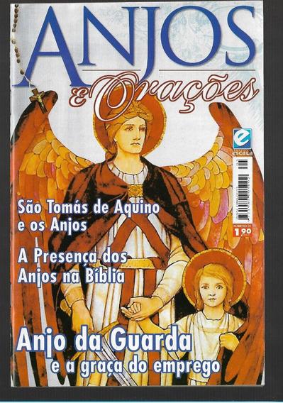 Anjos E Orações Revista Ed 5 São Tomás De Aquino Anjo Da Gua