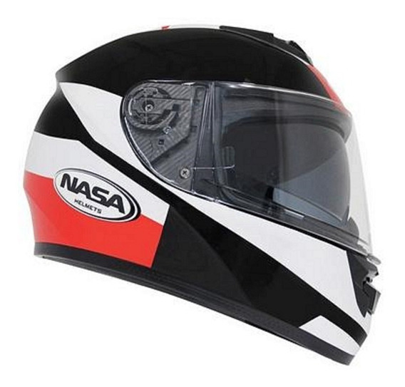 Capacete Nasa Star One Ns-901 ( Brinde Touca Ninja )