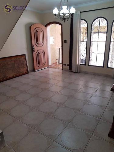 Sobrado Com 2 Dormitórios À Venda, 113 M² Por R$ 580.000,00 - Cerâmica - São Caetano Do Sul/sp - So0022