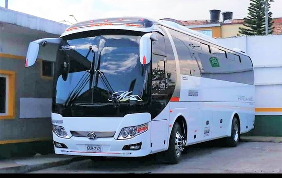 Bus Yutong Zk6107 2020