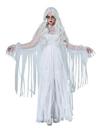 Disfraz De California Disfraz Espiritu Fantasmal