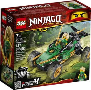 Lego® Ninjago - Buggy De La Jungla (71700)