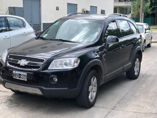 Chevrolet Captiva 2.4 Lt Mt 2010