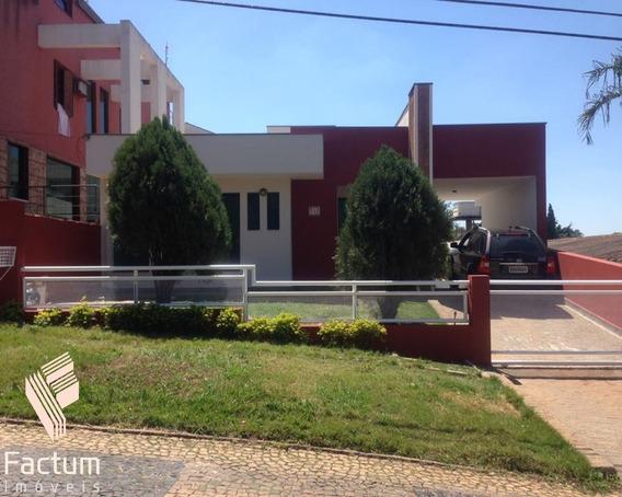 Casa Para Venda Iate Clube Chacara Letonia, Americana - Ca00010 - 4433637