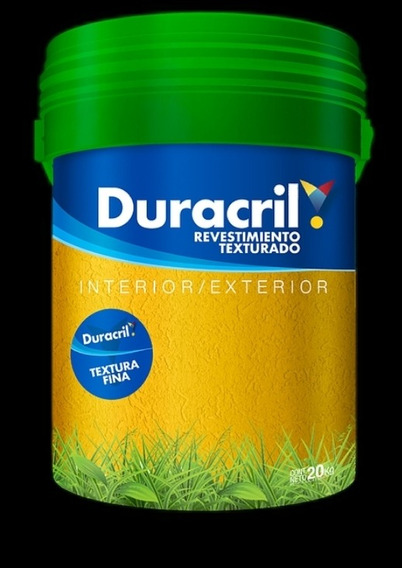Revestimiento Texturado Duracrill X30kg