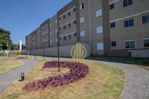 Imagem 1 de 8 de Apartamento Com 2 Dormitórios À Venda, 43 M² Por R$ 190.000,00 - Parque Dos Lagos - Ribeirão Preto/sp - Ap1671