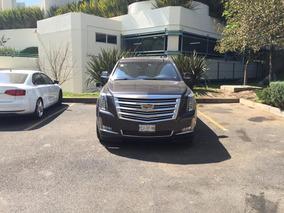 Cadillac Escalade Platinum 2015 Blindada Nivel 3