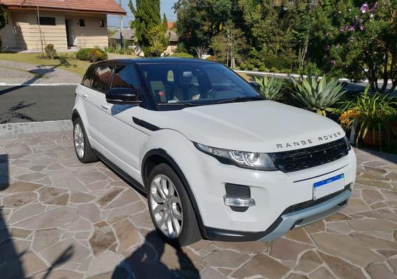 Land Rover Range Rover Evoque Dynamic 2.0 Aut 2013