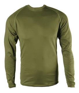 Camiseta Termica Trevo Frizada Trekking Hombre Montaña Emol