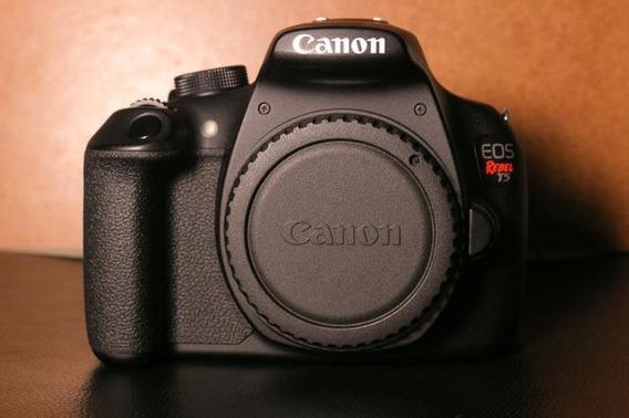 Canon T5 - Semi Nova