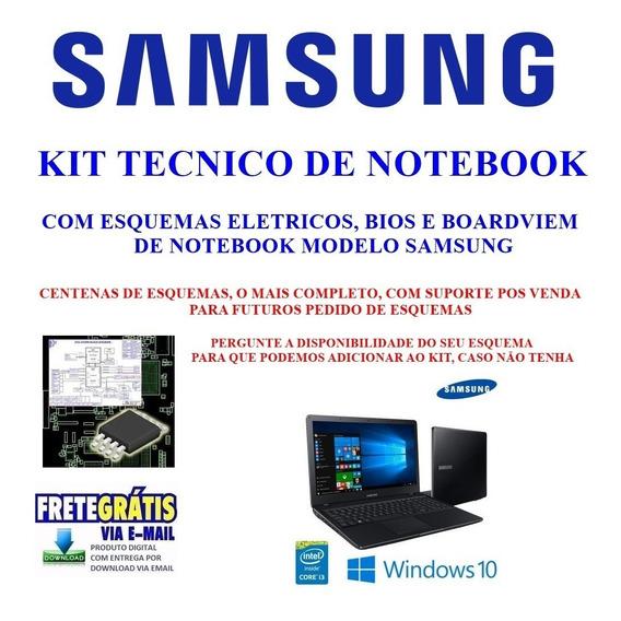 Kit Not Samsung , Esquemas, Bios, Boardview Frete Grátis