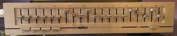 Equalizador Nashville Neq-02