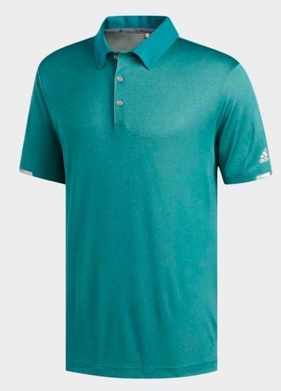 Playera Polo adidas Climachill (talla M) 100%original Golf L