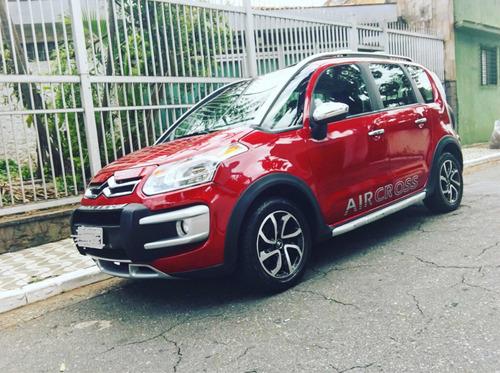 Citroën Aircross 1.6 16v Exclusive Atacama Flex Aut. 5p 2014